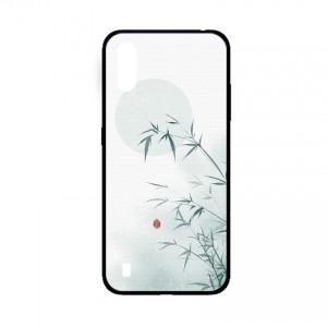 Ốp lưng kính in hình cho Samsung A01  hình phong cảnh (mẫu 39) - Hàng chính hãng