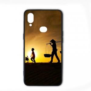 Ốp lưng kính in hình cho Samsung a10s  hình ngày 8 tháng 3 (mẫu 50) - Hàng chính hãng