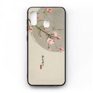 Ốp lưng kính in hình cho Samsung Galaxy A20, M10s Phong Cảnh (mẫu 41) - Hàng chính hãng