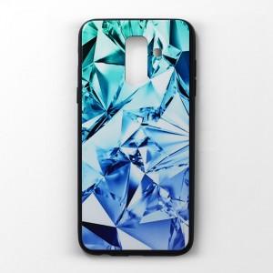 Ốp lưng Samsung Galaxy A6 Plus vân nổi 3D (mẫu 3)
