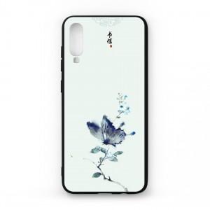 Ốp lưng kính in hình cho Samsung Galaxy A70 hình Phong Cảnh (mẫu 47) - Hàng chính hãng