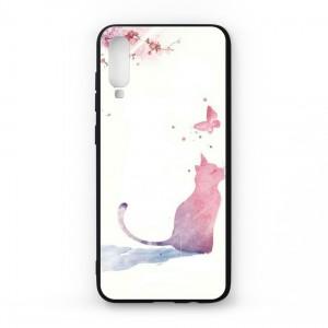 Ốp lưng kính in hình cho Samsung Galaxy A70 hình Phong Cảnh (mẫu 49) - Hàng chính hãng