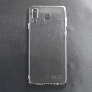 Ốp lưng cứng Samsung Galaxy A8 Star trong suốt
