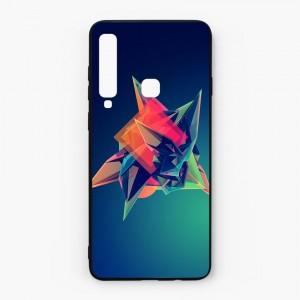 Ốp lưng kính in hình cho Samsung Galaxy A9 2018 (mẫu 163) - Hàng chính hãng