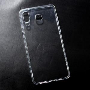 Ốp lưng Samsung Galaxy A9 Star dẻo (trong suốt)
