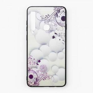 Ốp lưng hoa văn cho Samsung Galaxy A9 2018 - mẫu 3