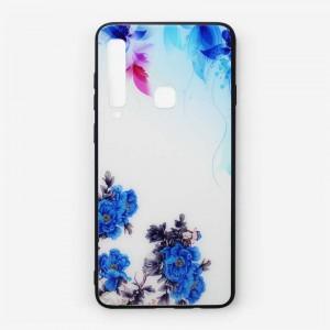 Ốp lưng hoa văn cho Samsung Galaxy A9 2018 - mẫu 4