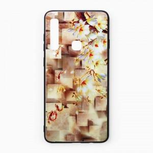 Ốp lưng hoa văn cho Samsung Galaxy A9 2018 - mẫu 5