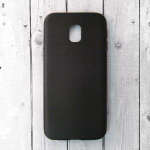 Ốp lưng Samsung Galaxy J3 Pro vân Carbon (Đen)