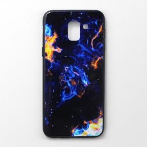 Ốp lưng Samsung Galaxy J6 2018 vân nổi 3D (mẫu 5)
