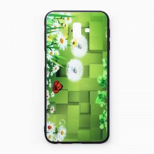 Ốp lưng hoa văn cho Samsung Galaxy J6 Plus - mẫu 5