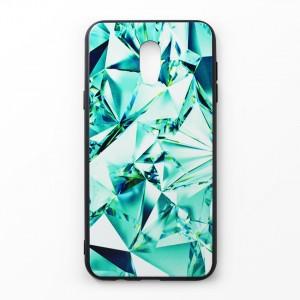 Ốp lưng Samsung Galaxy J7 Plus vân nổi 3D (mẫu 1)