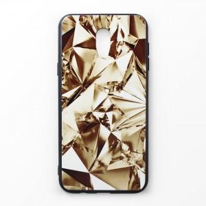 Ốp lưng Samsung Galaxy J7 Plus vân nổi 3D (mẫu 2)