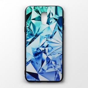 Ốp lưng Samsung Galaxy J7 Plus vân nổi 3D (mẫu 3)