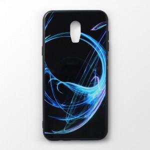 Ốp lưng Samsung Galaxy J7 Plus vân nổi 3D (mẫu 6)