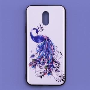 Ốp lưng Samsung Galaxy J7 Pro in 3D (con công 1)