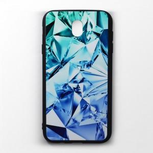 Ốp lưng Samsung Galaxy J7 Pro vân nổi 3D (mẫu 3)