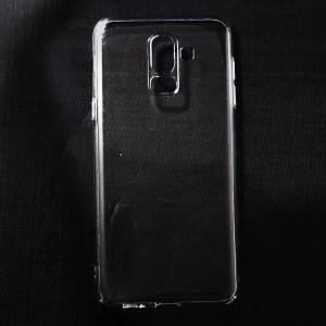 Ốp lưng Samsung Galaxy J8 2018 REMAX nhựa cứng siêu mỏng