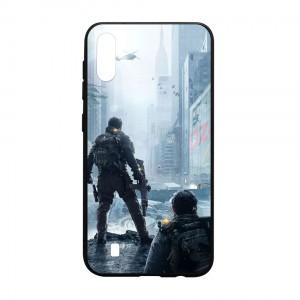Ốp lưng kính in hình cho Samsung Galaxy M10 hình ngày 30 tháng 4 (mẫu 16) - Hàng chính hãng