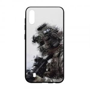 Ốp lưng kính in hình cho Samsung Galaxy M10 hình ngày 30 tháng 4 (mẫu 20) - Hàng chính hãng