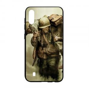 Ốp lưng kính in hình cho Samsung Galaxy M10 hình ngày 30 tháng 4 (mẫu 23) - Hàng chính hãng