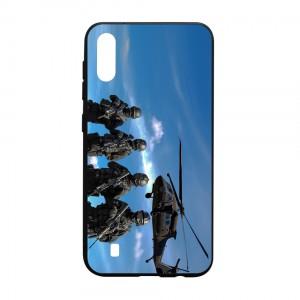Ốp lưng kính in hình cho Samsung Galaxy M10 hình ngày 30 tháng 4 (mẫu 4) - Hàng chính hãng