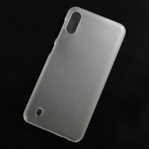 Ốp lưng nhựa cứng Samsung Galaxy M10 nhám trong
