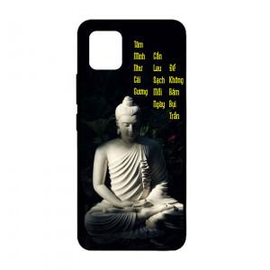 Ốp lưng kính in hình cho Samsung Galaxy Note 10 Lite, A81, M60S hình Phật (mẫu 10) - Hàng chính hãng