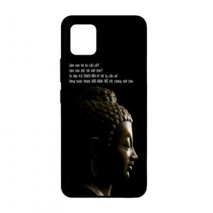 Ốp lưng kính in hình cho Samsung Galaxy Note 10 Lite, A81, M60S hình Phật (mẫu 4) - Hàng chính hãng