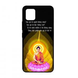 Ốp lưng kính in hình cho Samsung Galaxy Note 10 Lite, A81, M60S hình Phật (mẫu 5) - Hàng chính hãng