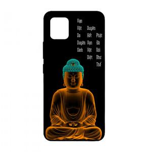 Ốp lưng kính in hình cho Samsung Galaxy Note 10 Lite, A81, M60S hình Phật (mẫu 7) - Hàng chính hãng