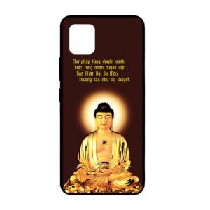 Ốp lưng kính in hình cho Samsung Galaxy Note 10 Lite, A81, M60S hình Phật (mẫu 9) - Hàng chính hãng