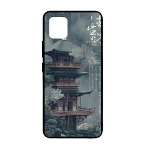 Ốp lưng kính in hình cho Samsung Galaxy Note 10 Lite hình Phong Cảnh (mẫu 43) - Hàng chính hãng