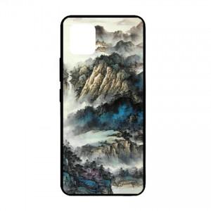 Ốp lưng kính in hình cho Samsung Galaxy Note 10 Lite hình Phong Cảnh (mẫu 48) - Hàng chính hãng