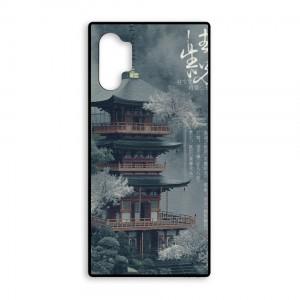 Ốp lưng kính in hình cho Samsung Galaxy Note 10 Plus ,Note 10 Pro hình Phong Cảnh (mẫu 43) - Hàng chính hãng
