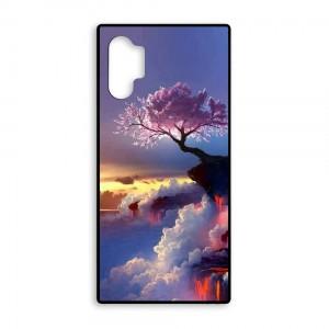 Ốp lưng kính in hình cho Samsung Galaxy Note 10 Plus ,Note 10 Pro hình Phong Cảnh (mẫu 44) - Hàng chính hãng