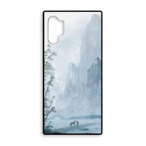 Ốp lưng kính in hình cho Samsung Galaxy Note 10 Plus ,Note 10 Pro hình Phong Cảnh (mẫu 50) - Hàng chính hãng