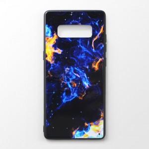 Ốp lưng Samsung Galaxy Note 8 vân nổi 3D (mẫu 5)