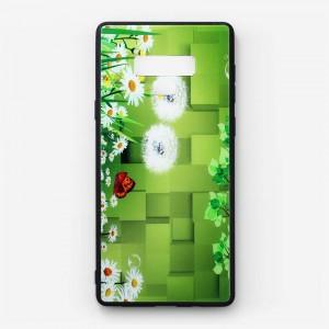 Ốp lưng hoa văn cho Samsung Galaxy Note 9 - mẫu 6