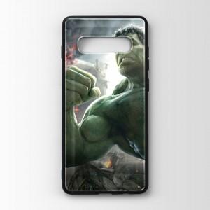 Ốp lưng kính in hình cho Samsung Galaxy S10 Plus (mẫu 302) - Hàng chính hãng