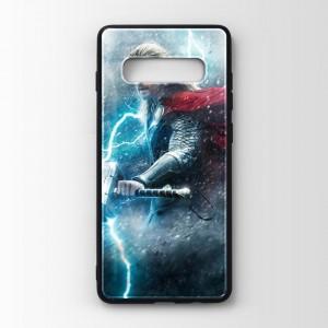 Ốp lưng kính in hình cho Samsung Galaxy S10 Plus (mẫu 309) - Hàng chính hãng