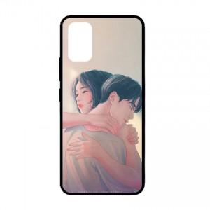 Ốp lưng kính in hình cho Samsung Galaxy S20 Ultra, S11 Plus hình Valentine (mẫu 24) - Hàng chính hãng
