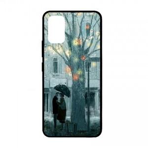 Ốp lưng kính in hình cho Samsung Galaxy S20 Ultra, S11 Plus hình Valentine (mẫu 26) - Hàng chính hãng