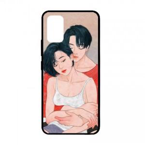 Ốp lưng kính in hình cho Samsung Galaxy S20 Ultra, S11 Plus hình Valentine (mẫu 27) - Hàng chính hãng