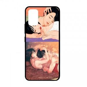 Ốp lưng kính in hình cho Samsung Galaxy S20 Ultra, S11 Plus hình Valentine (mẫu 30) - Hàng chính hãng