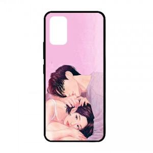 Ốp lưng kính in hình cho Samsung Galaxy S20 Ultra, S11 Plus hình Valentine (mẫu 31) - Hàng chính hãng