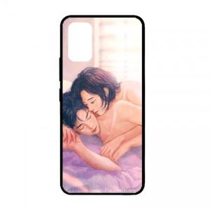 Ốp lưng kính in hình cho Samsung Galaxy S20 Ultra, S11 Plus hình Valentine (mẫu 33) - Hàng chính hãng