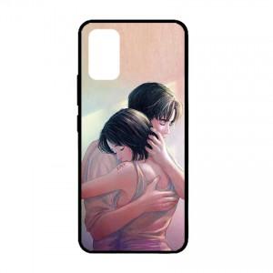 Ốp lưng kính in hình cho Samsung Galaxy S20 Ultra, S11 Plus hình Valentine (mẫu 34) - Hàng chính hãng