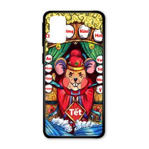 Ốp lưng kính in hình cho Samsung S20,S11E in hình thần tài may mắn (mẫu 45) - Hàng chính hãng