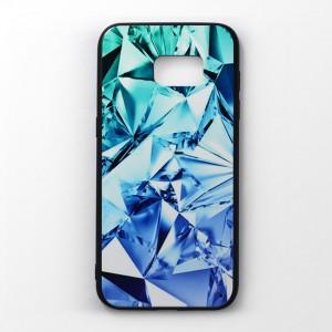 Ốp lưng Samsung Galaxy S7 Edge vân nổi 3D (mẫu 3)